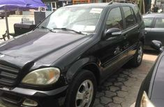MERCEDES BENZ ML350 2003 for sale