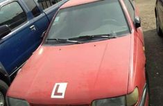 Red Nissan Sunny 1999 for sale