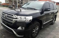 2008 upgraded to 2016 Black Land Cruiser for sale