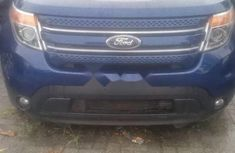 Almost brand new Ford Explorer Petrol 2013 for sale