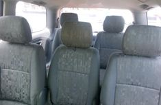 2001 Toyota Previa Petrol Automatic for sale