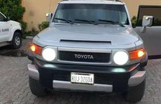 Very clean Toyota FJ Cruiser 2008 U002F9 model available for sale