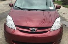 2007 Toyota Sienna Petrol Automatic for sale