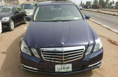 2012 Mercedes Benz E -350 Black for sale