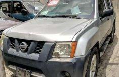Super Clean Silver Nissan Xterra 2006 for sale cheap