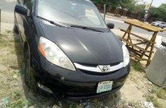 Toyota sienna black for sale