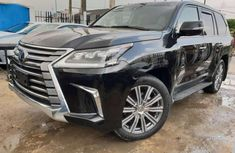 2017 Lexus LX 570 5.7L 4WD for sale