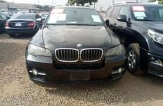 BMW X6 2008 black for sale