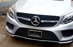 Almost brand new Mercedes-Benz GLE Petrol 2017 for sale