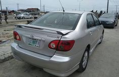 Toyota Corolla 2005 Petrol Automatic Grey/Silver for sale