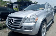 2011 Mercedes-Benz GL550 Automatic Petrol well maintained