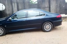 Nigerian used Peugeot 607 , neatly used and in good condition for sale