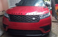 Land Rover Range Rover Velar 2018 Model