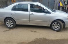 2004 Toyota Corolla for sale in Lagos for sale