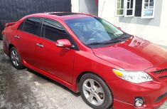 2010 Toyota Corolla for sale in Lagos for sale