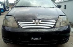 2003 Toyota Corolla Manual Petrol well maintained for sale