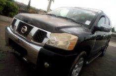 Nissan Armada 2004 Petrol Automatic Black for sale