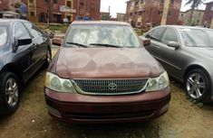 2002 Toyota Avalon Automatic Petrol for sale