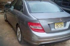 Mercedes-Benz C350 2009 Petrol Automatic Gray for sale