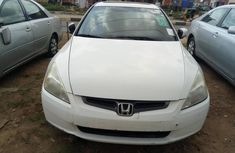 Honda Accord 2003 Petrol Automatic White for sale