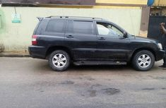 Toyota Highlander 2003 Automatic Petrol ₦1,500,000 for sale