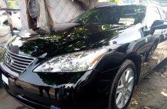 Lexus ES 2007 Petrol Automatic Black for sale