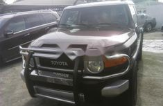 2007 Toyota FJ CRUISER for sale in Lagos