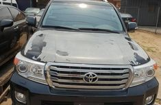 Toyota Land Cruiser 2016 Black for sale