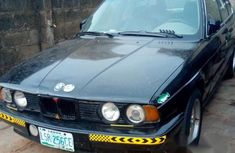 BMW 525i 1996 Black for sale