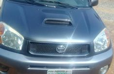 Toyota RAV4 2005 2.0 Gray for sale