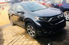 Honda CRV 2017 Black for sale