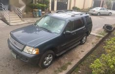 Ford Explorer Limited 4.0 4x4 2005 Blue for sale