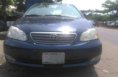 Toyota Corolla SPORT BLUE 2004 for sale