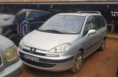 Peugeot 807 2004 Silver for sale