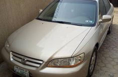 Honda Accord 2003 Automatic Gold for sale
