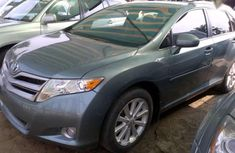 Tokunbo Toyota Venza 2012 Silver for sale