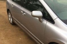 2008 Honda Civic Gray for sale