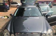 Mercedes-Benz E200 2005 Gray for sale