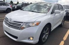 New White Toyota Venza 2010 for sale