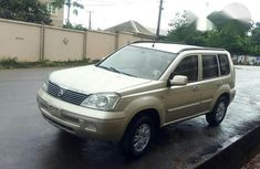 Nissan X-Trail 2008 Gold for sale