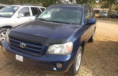 Direct Belgium 04 Toyota Highlander for sale