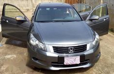 Honda Accord 2009 Silver for sale