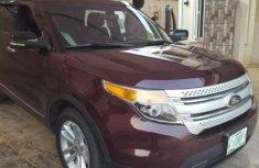 Registered Ford Explorer XLT 2012 for sale