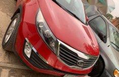 Kia Sportage 2013 Red for sale