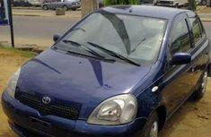 Toyota Yaris 2000 Blue for sale