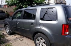 Honda Pilot 2009 Gray for sale