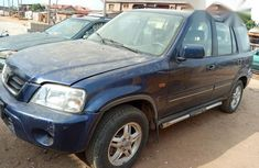 Honda CR-V 2001 2.0 4WD Automatic Blue for sale