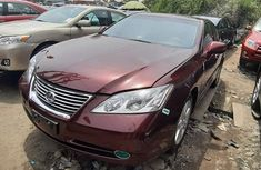 Foreign used 2008 lexus es350 FOR SALE