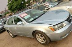 Super Clean Blue Hyundai Sonata 2007 for sale cheap
