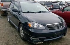 Selling the 2006 TOYOTA COROLLA